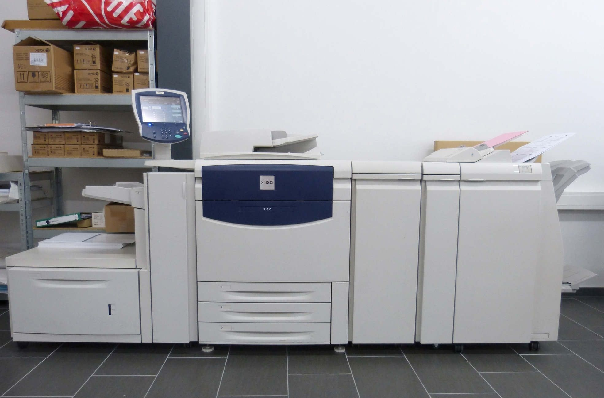 Digital printing machines – Second-hand machines for sale