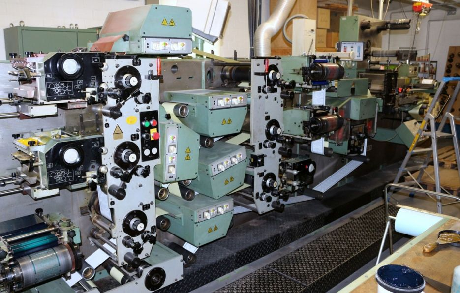 used label machine for sale
